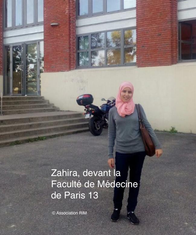 Zahira